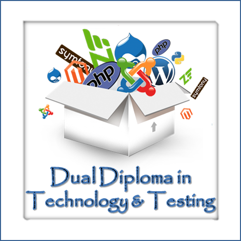 Dual Diploma in Technology & Testing course