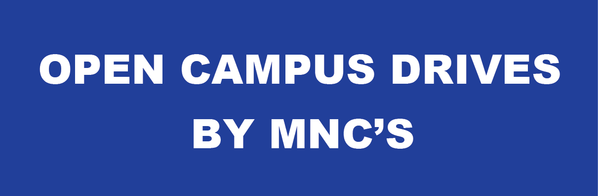 Open Campus Drive by MNC
